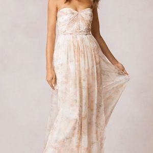 Jenny Yoo Convertible Bridesmaid Dress Nyla